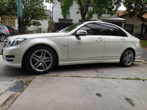 Mercedes Benz C250 Blue Efficiency 2013