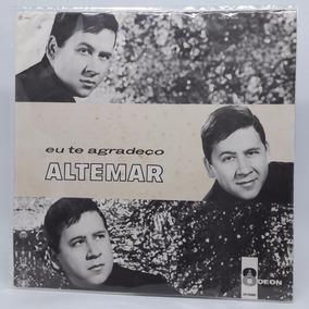 Lp Altemar Dutra Eu Te Agradeço 1965 Disco De Vinil Mpb