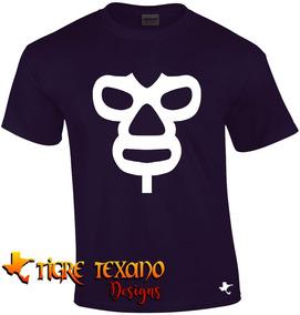Playera Lucha Libre Médico Asesino By Tigre Texano Designs