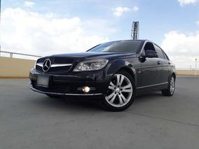 Mercedes Benz Clase C 200 2010 Cgi Exclusive Piel Quemacocos