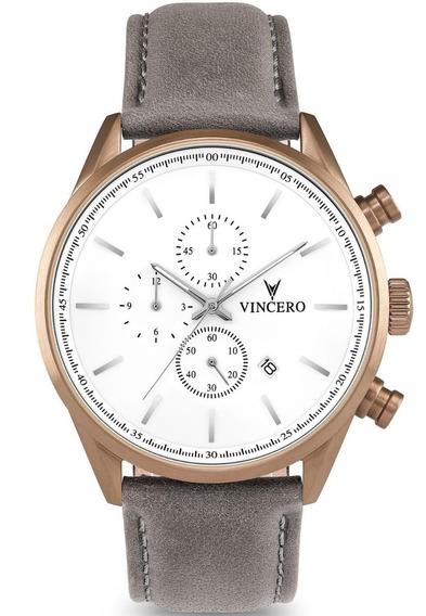 Reloj Vincero Luxury Khaki Hombre Cop-gra-s23