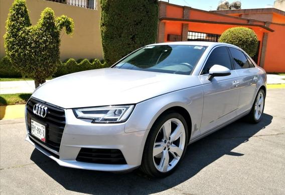 Audi A4 2017 Select 2017 Nueva Línea Único Dueño