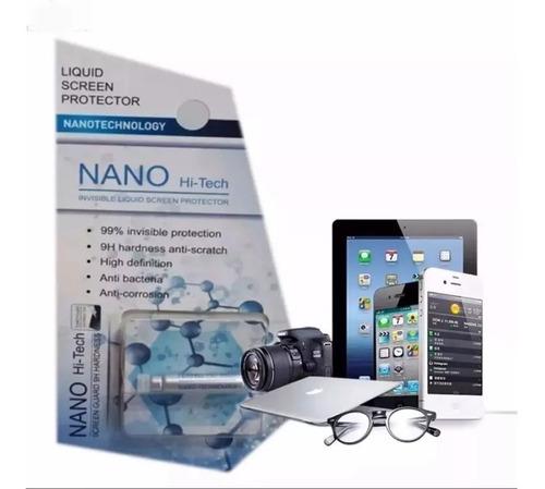 Imagen 1 de 7 de Vidrio Templado Líquido Invisible Nano Hi-tech Tecnología