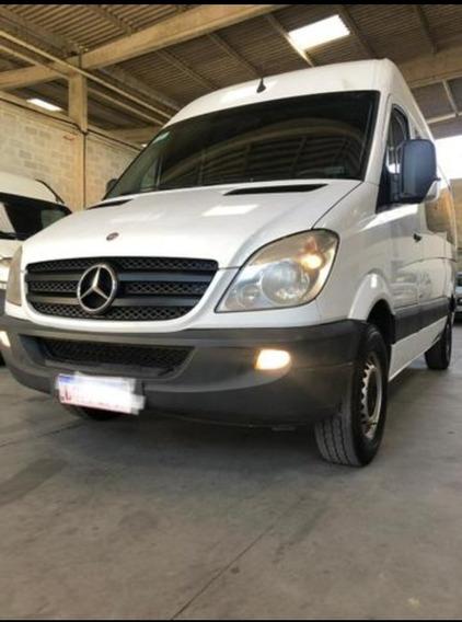 Mercedes-benz Sprinter Van 415 Luxo T.a 2.2 D