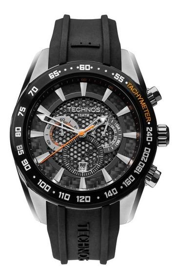 Relógio Technos Masculino Esporte Inox Barato Os20hm/8p
