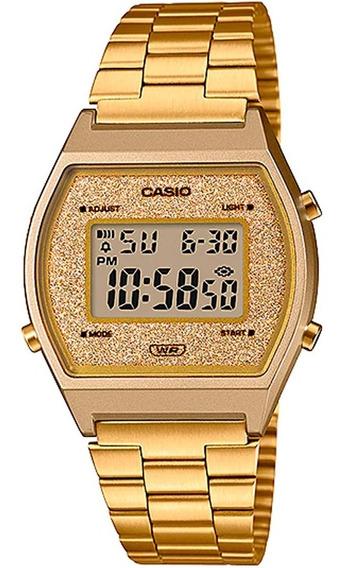 Relógio Casio Feminino Digital Vintage B640wgg-9df
