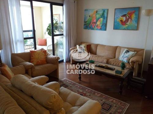 Imagem 1 de 22 de Apartamento Com 3 Dormitórios À Venda, 117 M² - Vila Leopoldina - São Paulo/sp - Ap2509