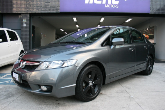 Honda Civic 1.8 Lxs Flex Manual. 4p 2009