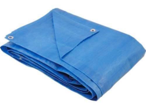 Lona Polietileno Azul 8 X 6m - 954