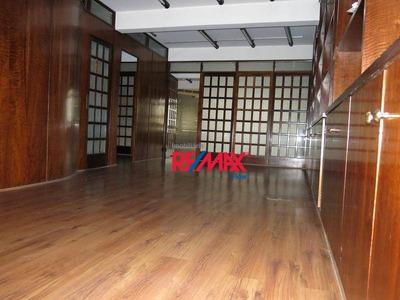 Sala Comercial, República, 160m². - Sa0076