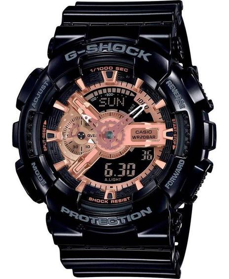 Relógio Casio G-shock Masculino Ga-110mmc-1adr Original
