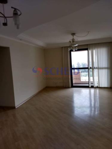 Imagem 1 de 15 de Apartamento De 105m A Venda No Jardim Marajoara  - Mr75006
