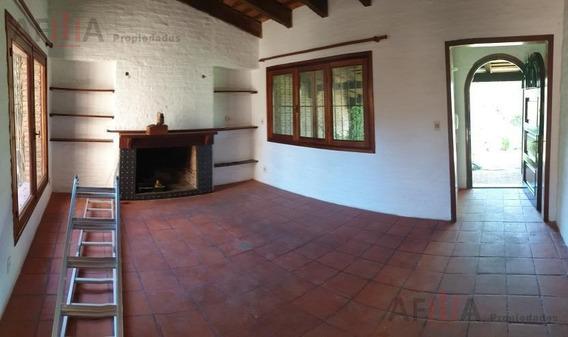 Alquiler Casa Tres Dormitorios Carrasco Locación