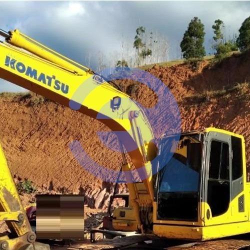 Imagem 1 de 8 de Escavadeira Komatsu Pc130 - 2012