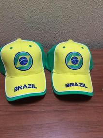 Gorras Ajustables De Brasil