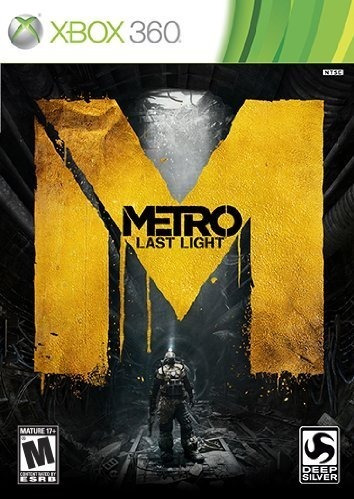 Metro Last Night - Xbox 360 - Física - Usado - Madgames