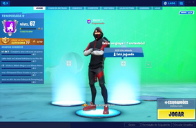 C*o*n*t*a Fortnite S3-9 Com Ikonik Top