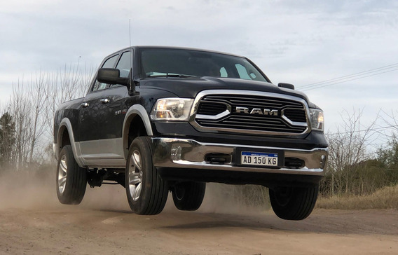 Ram 1500 Laramie V8 2020 Usado/anticipo Y Cuotas De $ 31.417