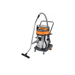 Aspiradora Industrial 80lts Polvo Agua Lusqtoff La8003 M M
