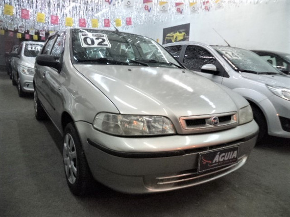 Fiat Palio Ex Fire 1.0 4pts 2002 Completo (-ar) + Cd Player!