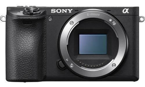 Câmera Sony Mirrorless Alpha A6500 (corpo) Garantia + Nfe
