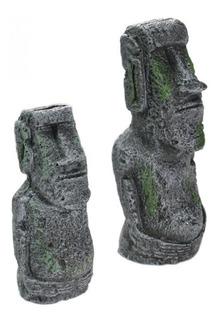 Mini Adornos - Stone Head