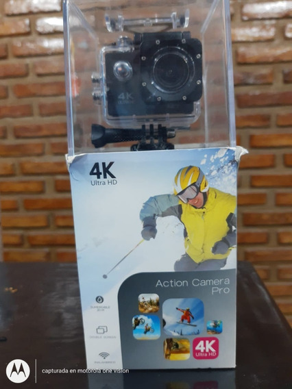 Action Camera Pro 4k Ultra Hd