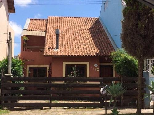 Casa Em Hípica Com 3 Dormitórios - Mi17210