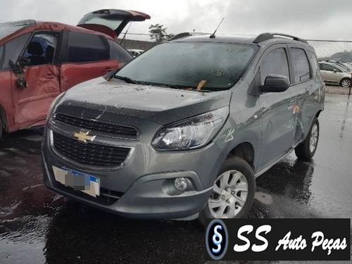 Imagem 1 de 2 de Sucata De Chevrolet Spin 2013 - Retirada De Pecas