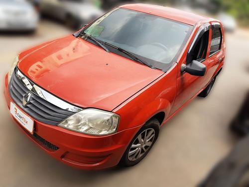 Imagem 1 de 14 de Renault Logan Logan Authentique Hi-flex 1.0 16v 4p