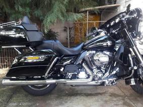 Harley Davidson Electra Glide Ultra Limited 2014