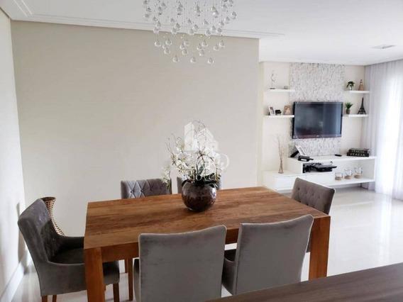 Apartamento Pronto Pra Morar Com 3 Dormitórios, 80m² Ap1351