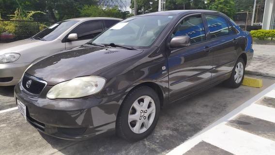 Toyota Corolla Corolla Sensación1.6