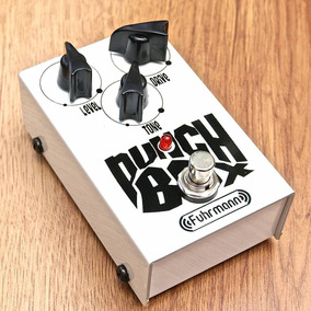 Pedal Fuhrmann Punch Box Pb01 Black Friday