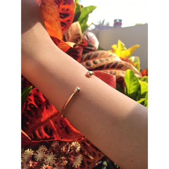 Bracelete Dourado Banhado A Ouro 18k
