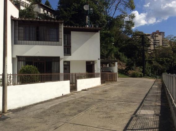 Casa En Macaracuay Frente Al Teo Capriles