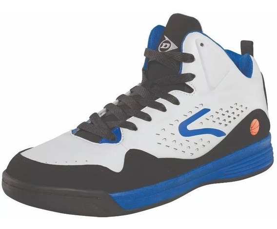 Zapatillas Basquet Dunlop Carter - Estacion Deportes Olivos