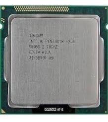 Proc Dual Core G630 2.7ghz Sck 1155-sem Cooler-