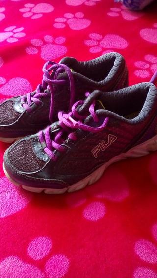 Zapatos Fila Talla 31 Niña