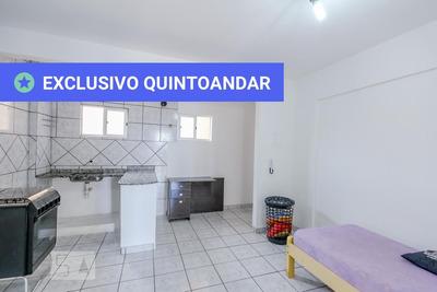 Apartamento No 2º Andar Com 1 Dormitório E 1 Garagem - Id: 892892466 - 192466