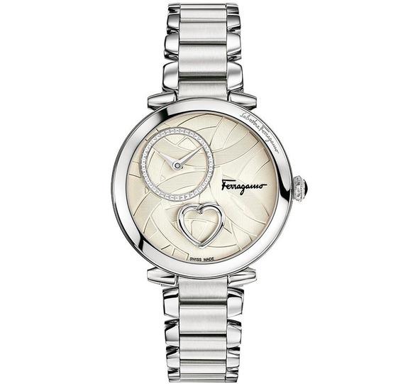 Reloj Salvatore Ferragamo Cuore Sfcuore06 Original Ghiberti