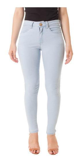 Calça Jeans Osmoze Mid Rise Skinny Z 23080 Un Azul