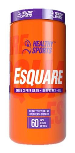 Esquare 60 Cápsulas Blandas - Healthy Sports Promo