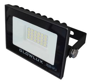 Proyector Reflector Eco Led 10w Luz Cálida - Glowlux