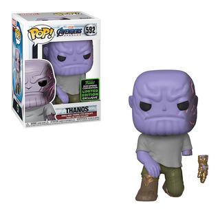 Funko Pop! Marvel #592 Endgame Thanos Det Arm Excl Nortoys