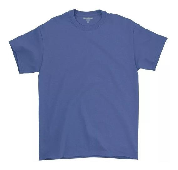 Kit 12 Camisetas Baratas Básicas Masculina T-shirt Algodão