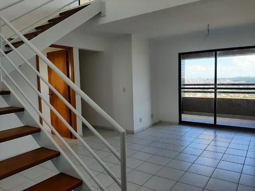Imagem 1 de 30 de Cobertura  Com 4 Dormitório(s) Localizado(a) No Bairro Candelária Em Natal / Natal  - 057