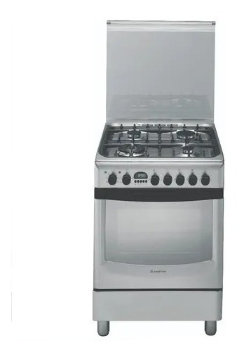 Cocina Ariston 60 Cm Cx 660s P6 (x)ag Multigas Inox Digiya