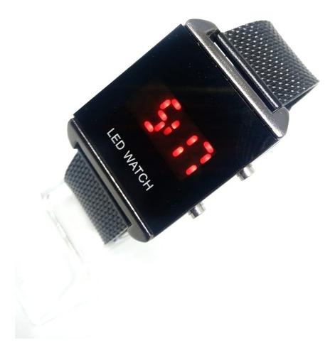 Relógio Feminino Digital Led + Caixa Promoção Barato