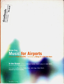 Dvd - Brian Eno - Music For Airports
